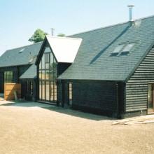Barns, Ashwell, Hertfordshire