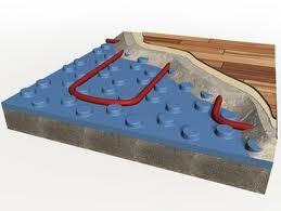 Underfloor heating – wet or electric?