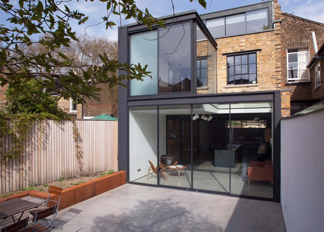 Contemporary Build?… Only when it is Appropriate
